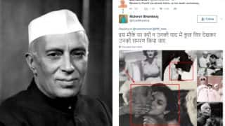 Jawaharlal Nehru's death anniversary proves how morally sick we Indians are!