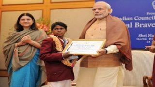 National bravery award winner Nilesh Bhil kidnapped in Maharashtra
