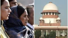 Nirbhaya Gangrape And Murder Case: Supreme Court Adjourns Hearing Till January
