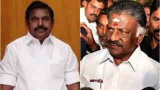 AIADMK merger: O Panneerselvam gives ultimatum to E Palaniswami to sack Sasikala, TTV Dinakaran by today evening