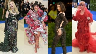 Rihanna, Madonna, Katy Perry: 8 most outrageous looks at the Met Gala 2017!