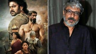 Makers of Padmavati deny rumours of increasing their budget after the success of Baahubali 2