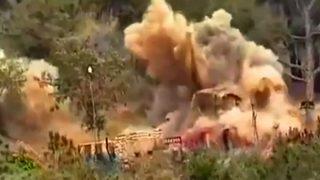 पाकिस्तान द्वारा भारतीय पोस्ट उड़ाने वाला विडियो फर्जी: सेना