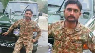 Pakistani Hindu soldier Lal Chand Rabari who died in line of duty has a compelling story that is going viral!