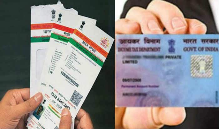 SC partially stays law making Aadhaar mandatory for PAN, IT return