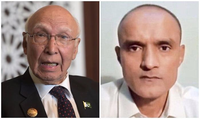 Sartaj Aziz says ICJ can't annul Kulbhushan Jadhav's death sentence | कुलभूषण जाधव मामले में सजा पर रोक नहीं लगा सकता आईसीजे, सिर्फ अंतिम फैसला आने तक टली है सजा: सरताज अजीज