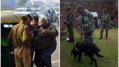 high alert in delhi after intelligence inputs of terror attack | आतंकवादी हमले की आशंका की खुफिया जानकारी के बाद दिल्ली में हाई अलर्ट