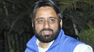 आम आदमी पार्टी को एक और झटका, विधायक अमानतुल्ला का पीएसी से इस्तीफा