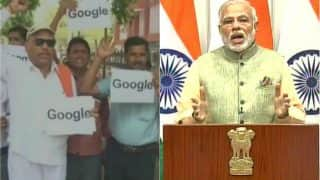 VHP member files complaint against Google for insulting PM Narendra Modi in