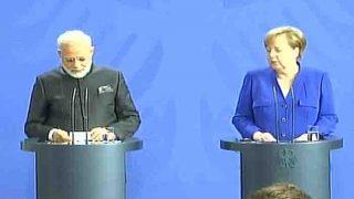 भारत-जर्मनी में 8 समझौते, मर्केल बोलीं- भारत ने एक विश्वसनीय साझेदार होने की बात साबित की