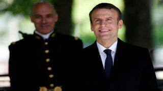 Macron looks to cement mandate as French elect new parliament