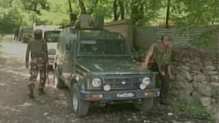 J-K: Suspected terrorists attack Army patrol in Pulwama's Tral, area cordoned off
