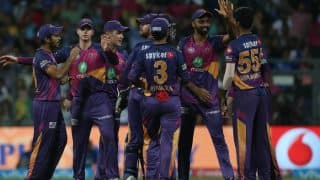 IPL 2017 Final: Rising Pune Supergiant lock horns with Mumbai Indians for maiden title