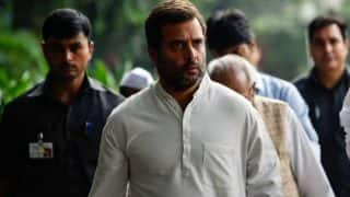 Rahul Gandhi's elevation as party president to be discussed by Congress Working Committee on June 6: Report