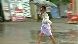 Monsoon 2017 arrives in Kerala, Northeast India