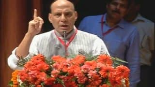 Not just Kashmir, Pakistan attempting to destabilise entire India: Rajnath Singh