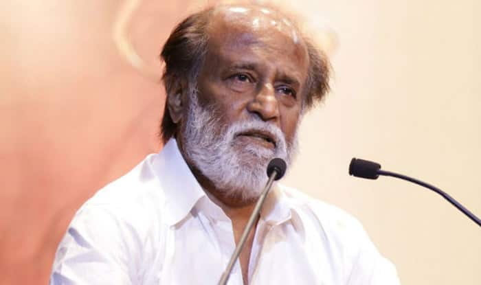 Rajinikanth Condemns Protesters For Assaulting Policement - Watch Video
