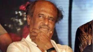 Anti-Sterlite Protest: Rajnikanth Visits Thoothukudi, Offers Rs 2L Compensation to Each Victim's Family