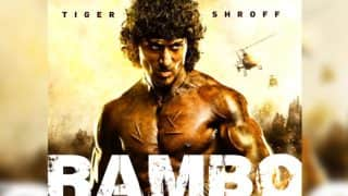 OMG! Sylvester Stallone To Have A Cameo In The Indian Remake Of Rambo Starring Tiger Shroff?