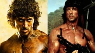 This Is Sad! Sylvester Stallone Is NOT Making A Cameo In Indian Remake Of Rambo Starring Tiger Shroff