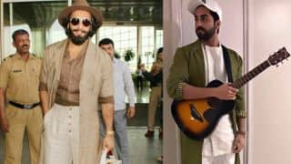 Move over Ranveer Singh, Ayushmann Khurrana is the new King of Quirk! These 10 pictures are proof