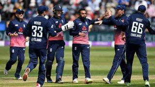 पहला वनडे:  आदिल राशिद की घातक गेंदबाजी, इंग्लैंड ने आयरलैंड को 7 विकेट से दी मात