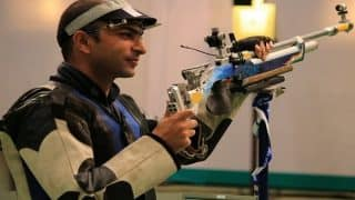 Shooting World Cup: India's Ravi Kumar finishes fifth in 10m air rifle category