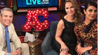 Priyanka Chopra and Amy Brenneman are the new BFFs in town after appearing together on Watch What Happens Live show!