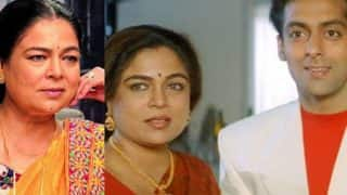 Reema Lagoo dies at 59: Salman Khan's favourite on-screen mother will be remembered forever for these 5 roles!