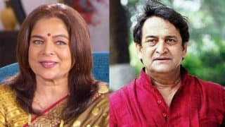 Mahesh Manjrekar remembers the time he lost his cool on Reema Lagoo during an intense scene in Sanjay Dutt's Vaastav