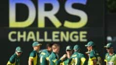 DRS likely to be used in T20Is, umpires to send off players for serious misconduct