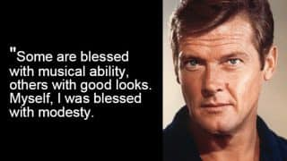 Sir Roger Moore dead: Best quotes by English actor who remains the longest-serving James Bond star