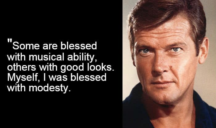 James Bond Quotes Cool Sir Roger Moore Dead Best Quotes By English Actor Who Remains The