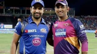 IPL 2017 Final: Twitterati supports MS Dhoni as Mumbai Indians and Rising Pune Supergiant battle it out today!
