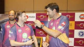 IPL Final 2017: MS Dhoni and Steve Smith are both fine leaders, says RPS coach Stephen Fleming