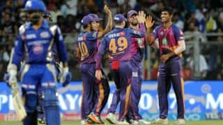 Mumbai Indians vs Rising Pune Supergiant Qualifier 1 Video Highlights, IPL 2017: Disciplined Pune book place in final, beat Mumbai by 20 runs