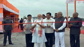 Narendra Modi dedicates Dhola-Sadiya Bridge to the nation; India's longest bridge brings Assam and Arunachal Pradesh closer