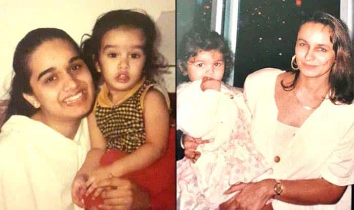 See How Alia Bhatt And Shraddha Kapoor Decided To Wish Their Mommy