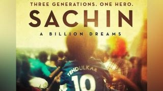 Sachin: A Billion Dreams box office day 3: Sachin Tendulkar's biopic opens strong! Scores Rs. 27.85 cr in the first weekend