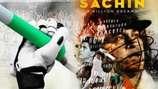 Sachin: A Billion Dreams box office collection: Sachin Tendulkar's docu-drama collects Rs 8.40 crore on its first day