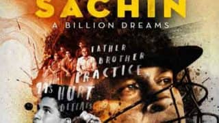 Sachin Tendulkar movie release: Will these controversies of Master Blaster be a part of Sachin: A Billion Dreams?