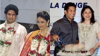 Sachin Tendulkar talks about his love story with wife Anjali in biopic, Sachin: A Billion Dreams