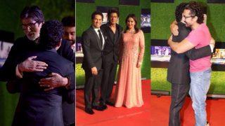 सचिन तेंदुलकर की फिल्म देखने पहुंचे शाहरुख़, आमिर और अमिताभ बच्चन... पूरी क्रिकेट टीम ने भी मचाया धमाल