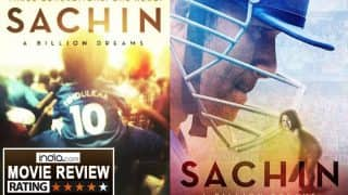 Sachin A Billion Dreams movie review: Fan or not - Sachin Tendulkar biopic is a must watch for every Indian!