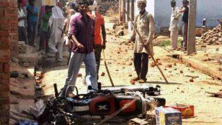 सहारनपुर में जातीय हिंसा की ताजा घटना के बाद एसएसपी नपे, योगी ने भेजे कई अफसर