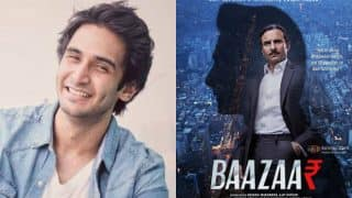 Yesteryear star Vinod Mehra's son Rohan Mehra to make his big Bollywood debut with Saif Ali Khan's Baazaar