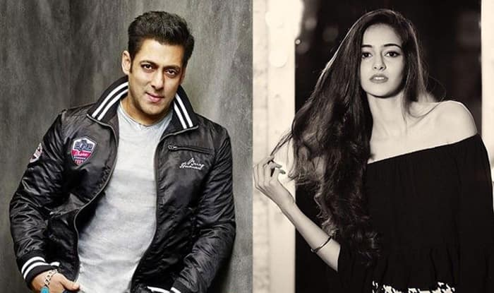 Salman Khan to launch Chunky Pandey's daughter Ananya under his banner?