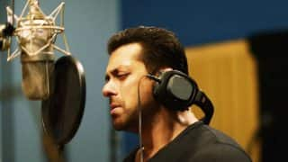 Salman Khan records his debut Marathi song in just 45 minutes! Read ALL details