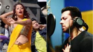 Salman Khan turns Marathi singer with Gacchi! Video of FU movie new song is hip with catchy lyrics
