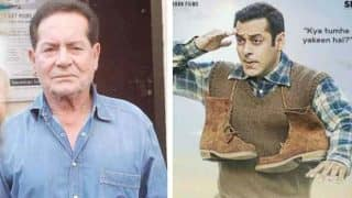 Salim Khan praising Tubelight will make Salman Khan the HAPPIEST son